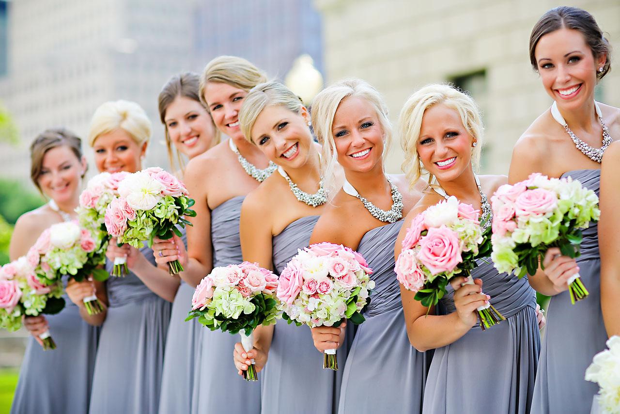 Moey Drew Indiana Roof Ballroom Wedding 126