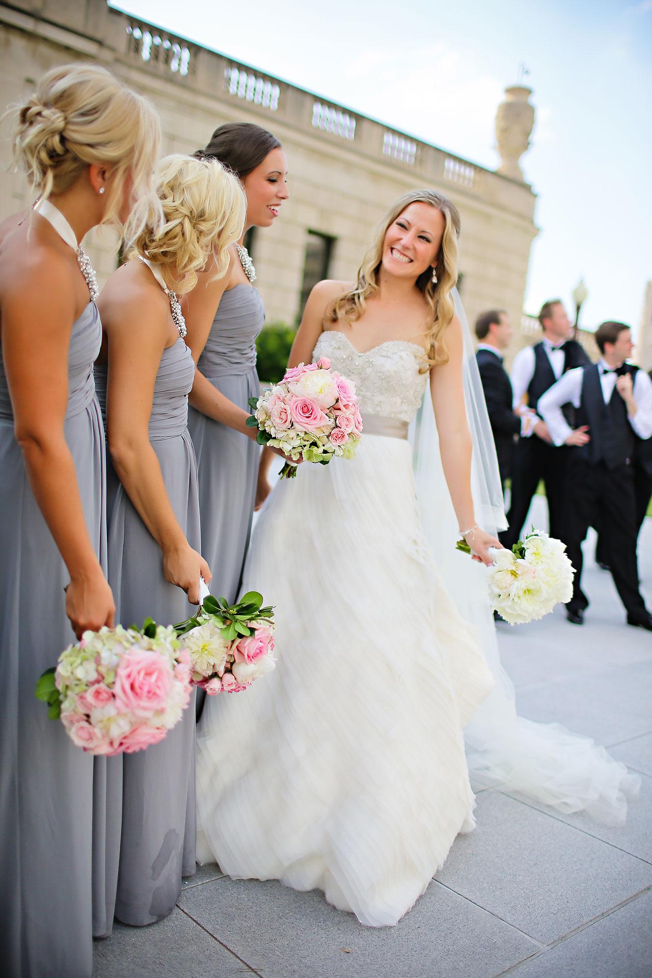 Moey Drew Indiana Roof Ballroom Wedding 127
