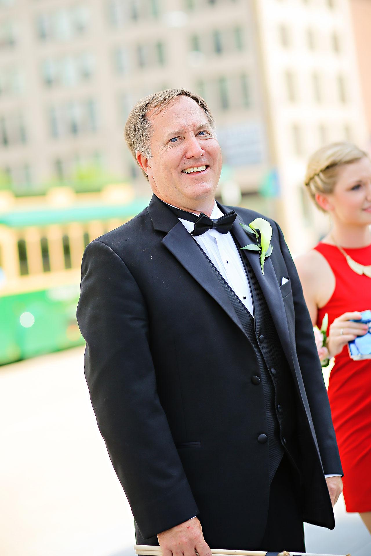 Moey Drew Indiana Roof Ballroom Wedding 124
