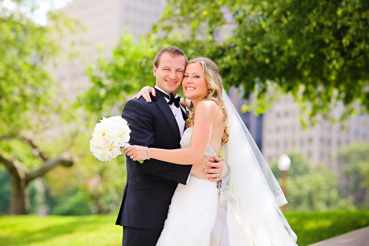 Moey Drew Indiana Roof Ballroom Wedding 116