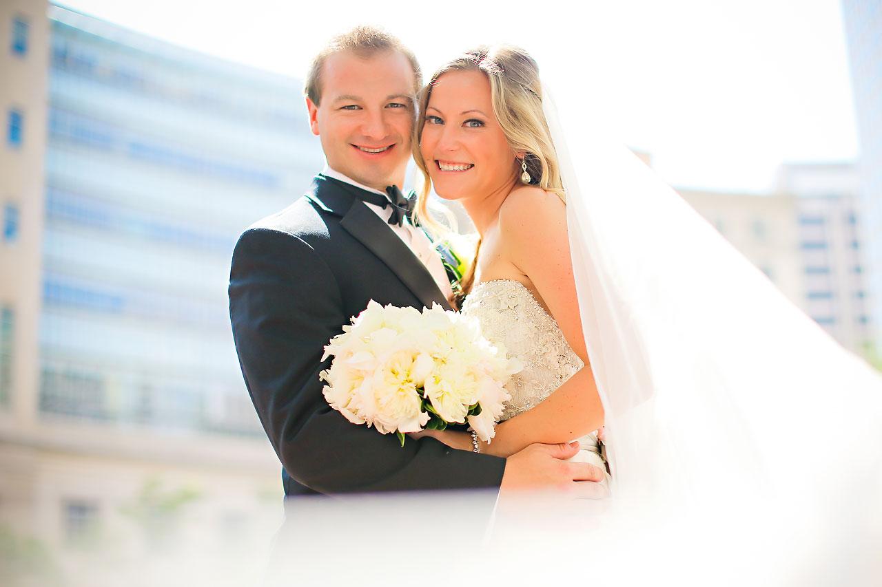 Moey Drew Indiana Roof Ballroom Wedding 111