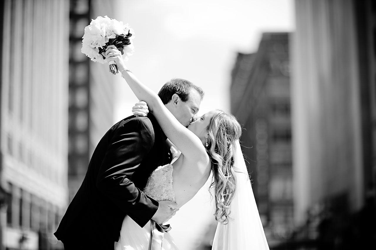 Moey Drew Indiana Roof Ballroom Wedding 113