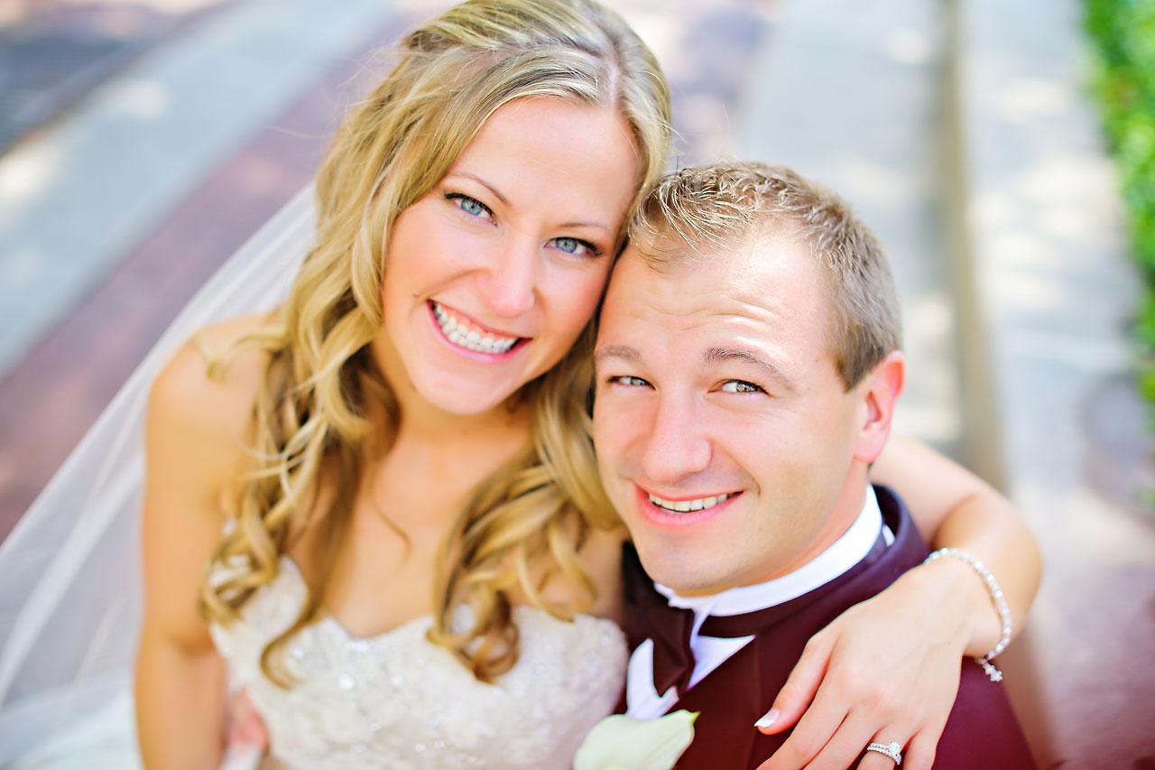 Moey Drew Indiana Roof Ballroom Wedding 109