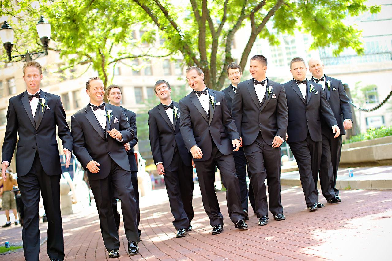 Moey Drew Indiana Roof Ballroom Wedding 110