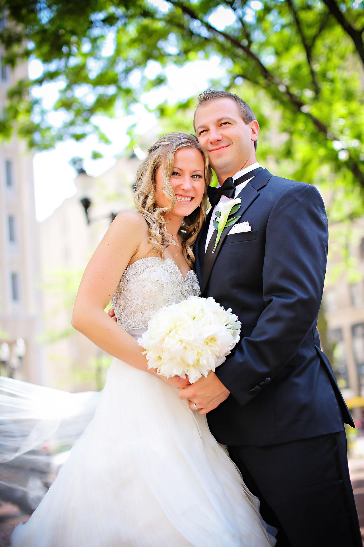 Moey Drew Indiana Roof Ballroom Wedding 101