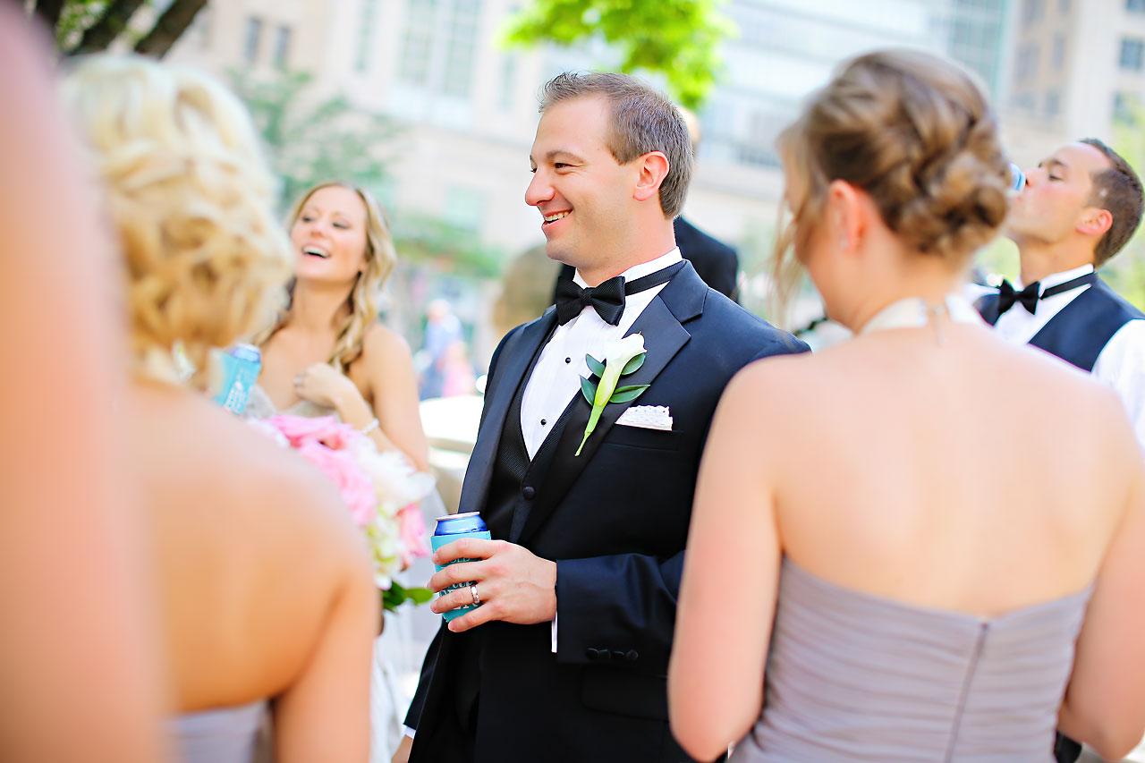 Moey Drew Indiana Roof Ballroom Wedding 099