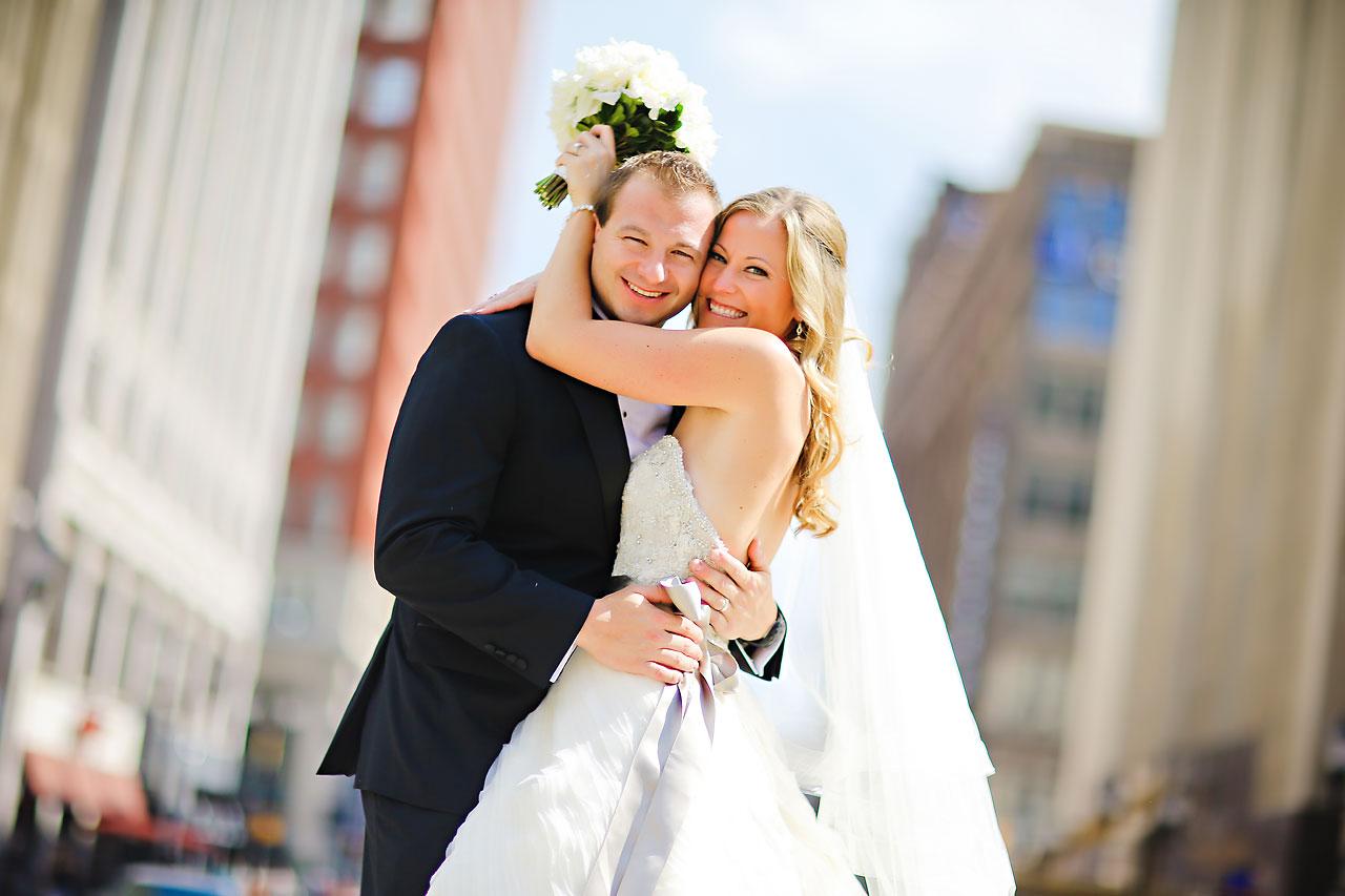 Moey Drew Indiana Roof Ballroom Wedding 098