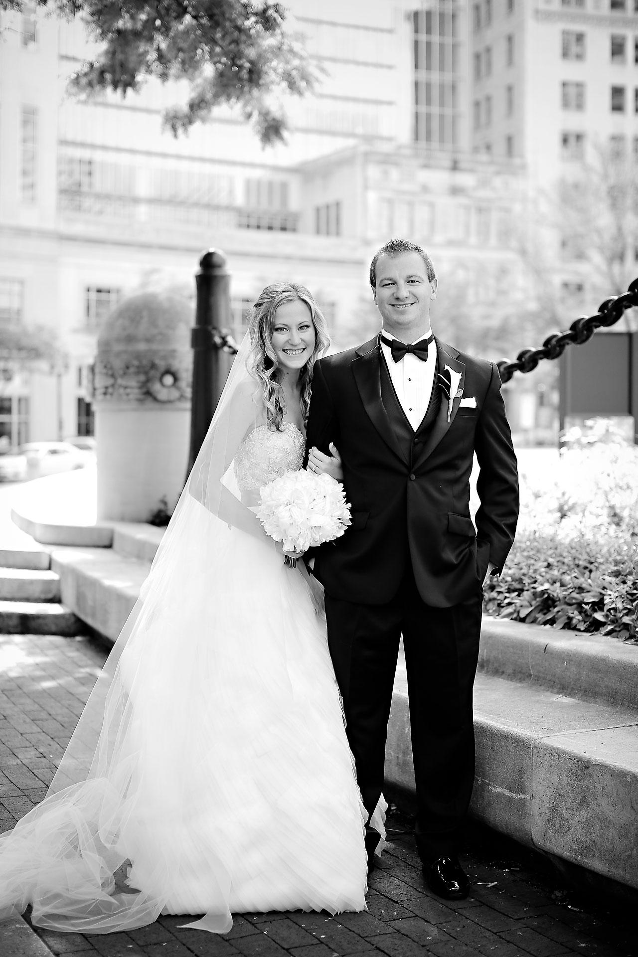 Moey Drew Indiana Roof Ballroom Wedding 096
