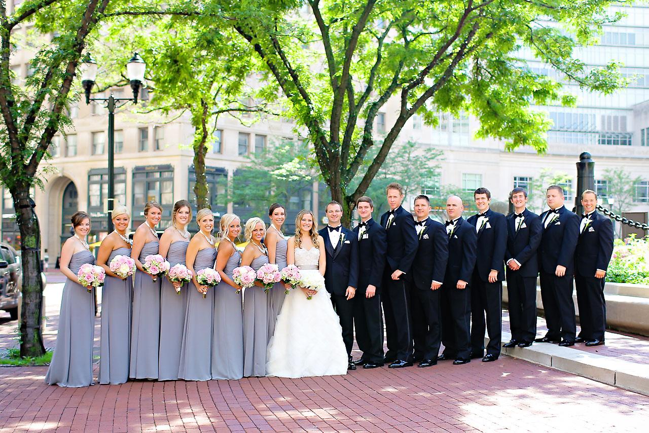 Moey Drew Indiana Roof Ballroom Wedding 082