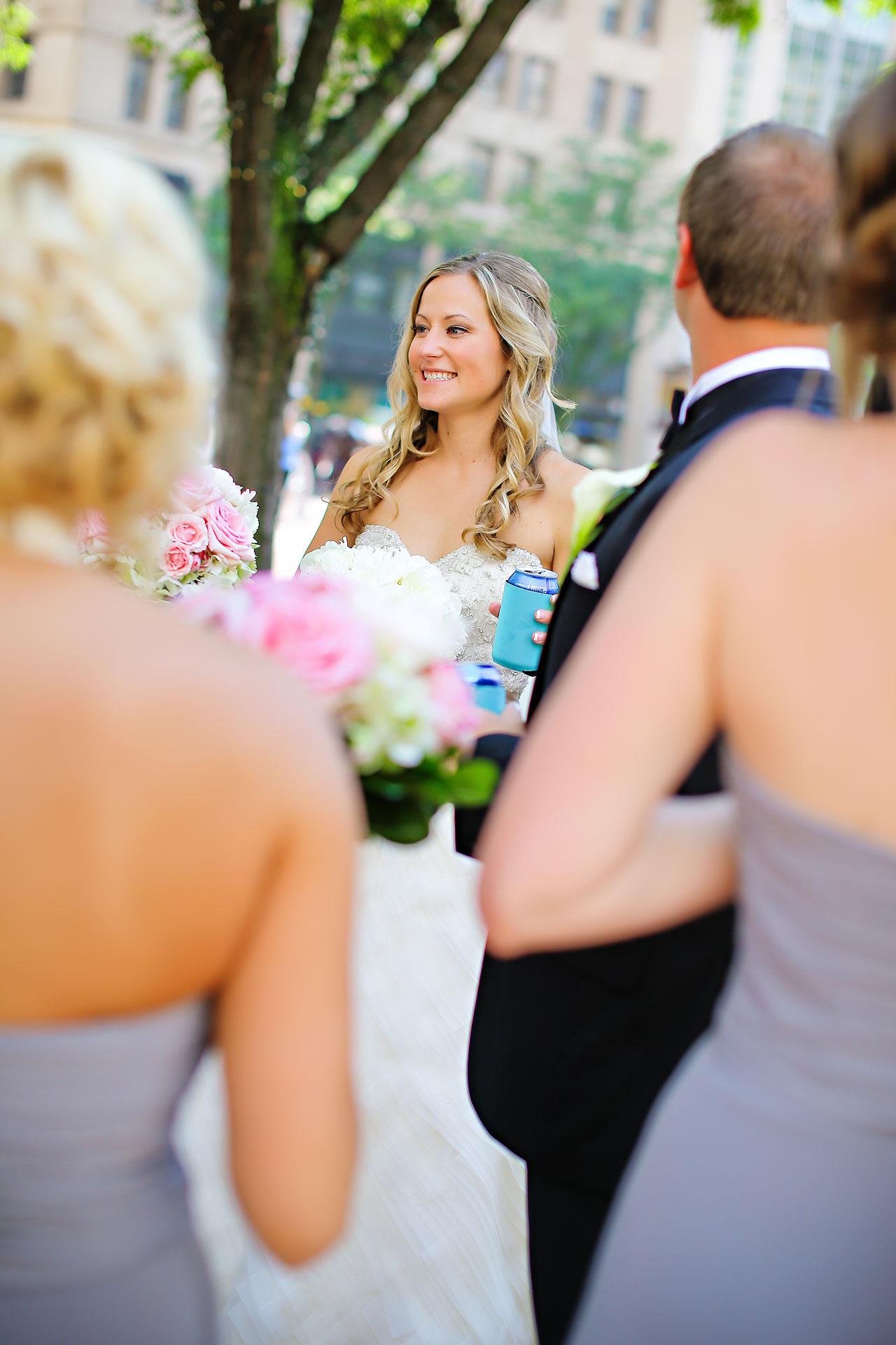 Moey Drew Indiana Roof Ballroom Wedding 084