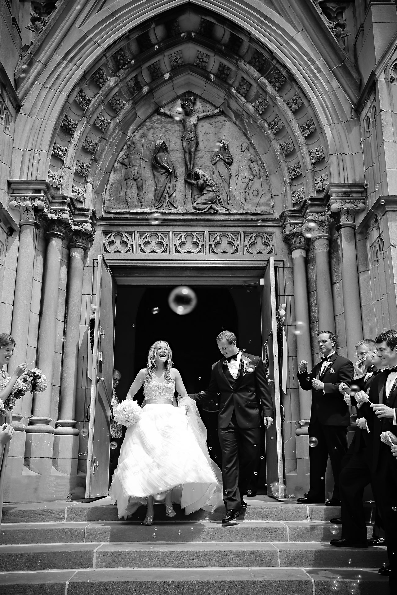 Moey Drew Indiana Roof Ballroom Wedding 074