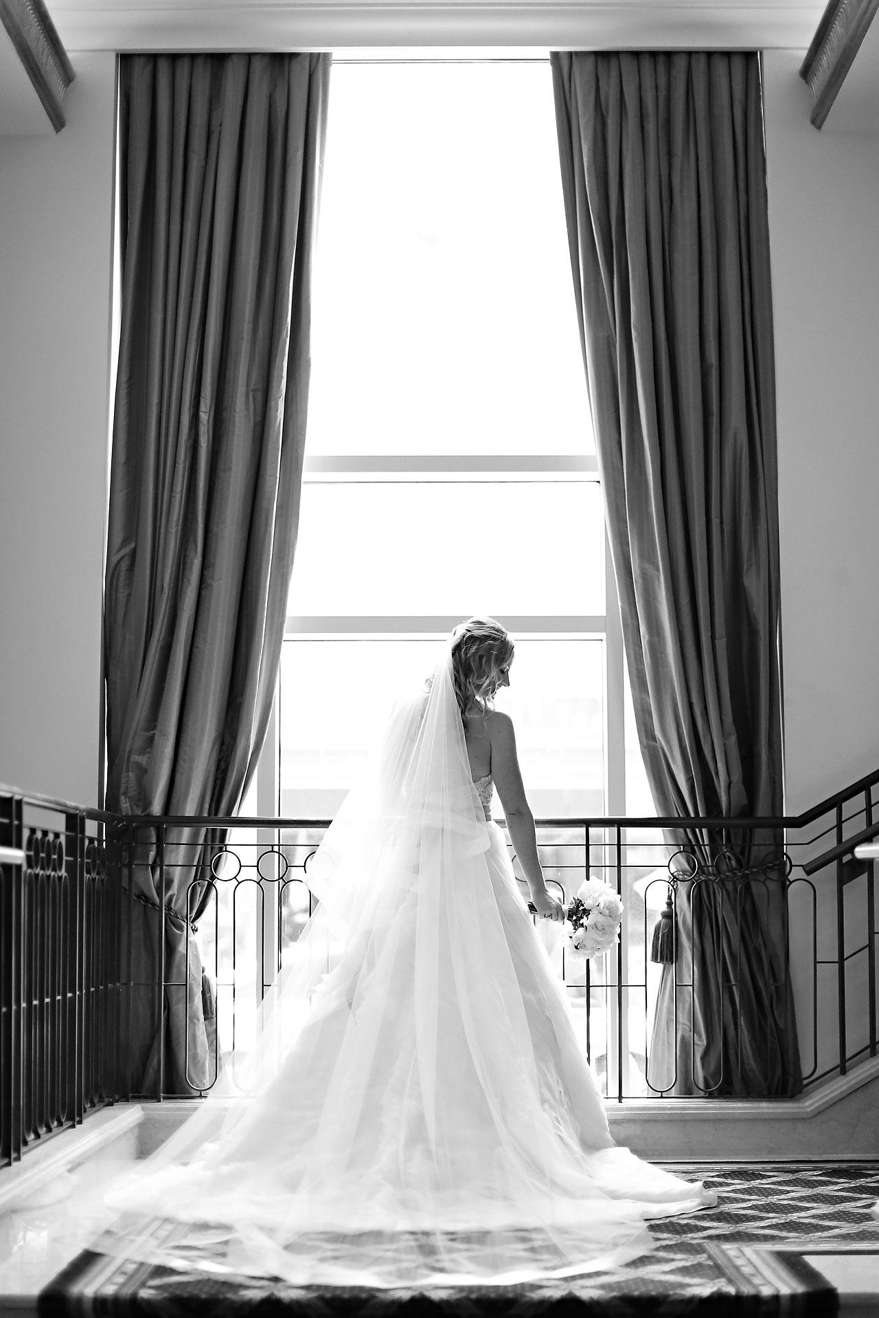 Moey Drew Indiana Roof Ballroom Wedding 028
