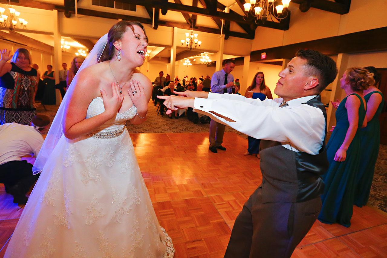 Rachel Alex Jasper Indiana Wedding 229
