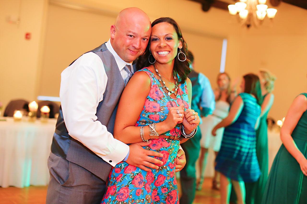 Rachel Alex Jasper Indiana Wedding 217