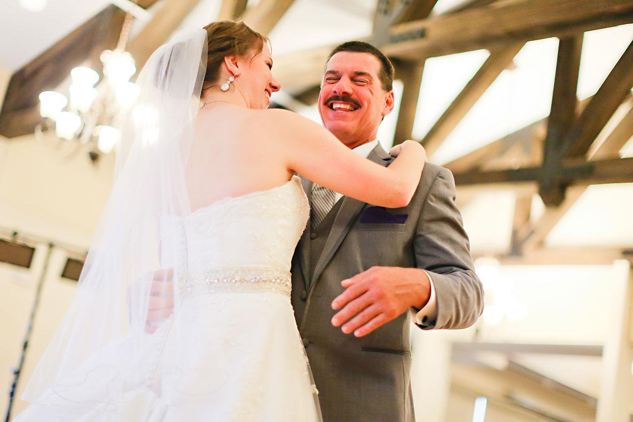 Rachel Alex Jasper Indiana Wedding 209