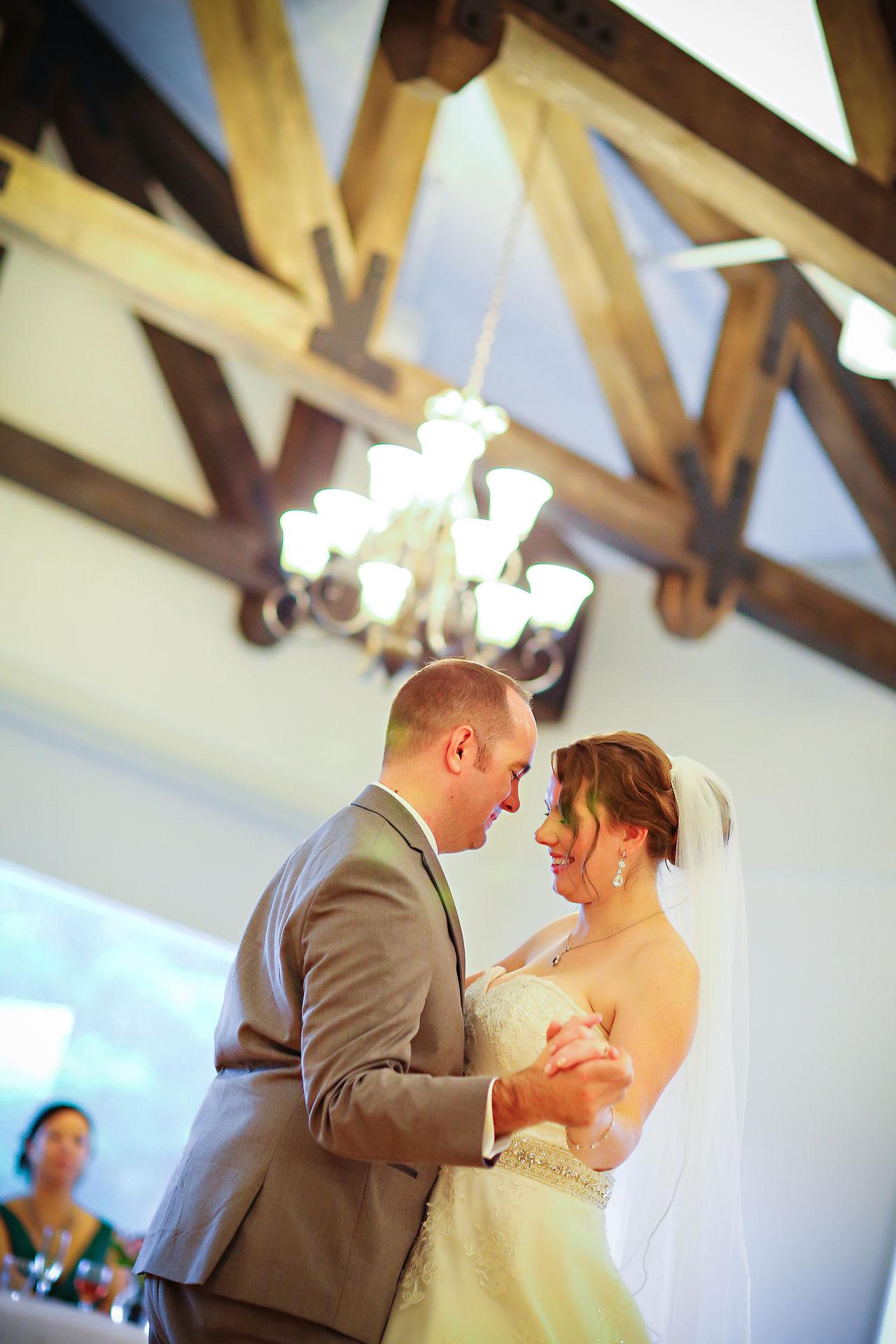 Rachel Alex Jasper Indiana Wedding 199