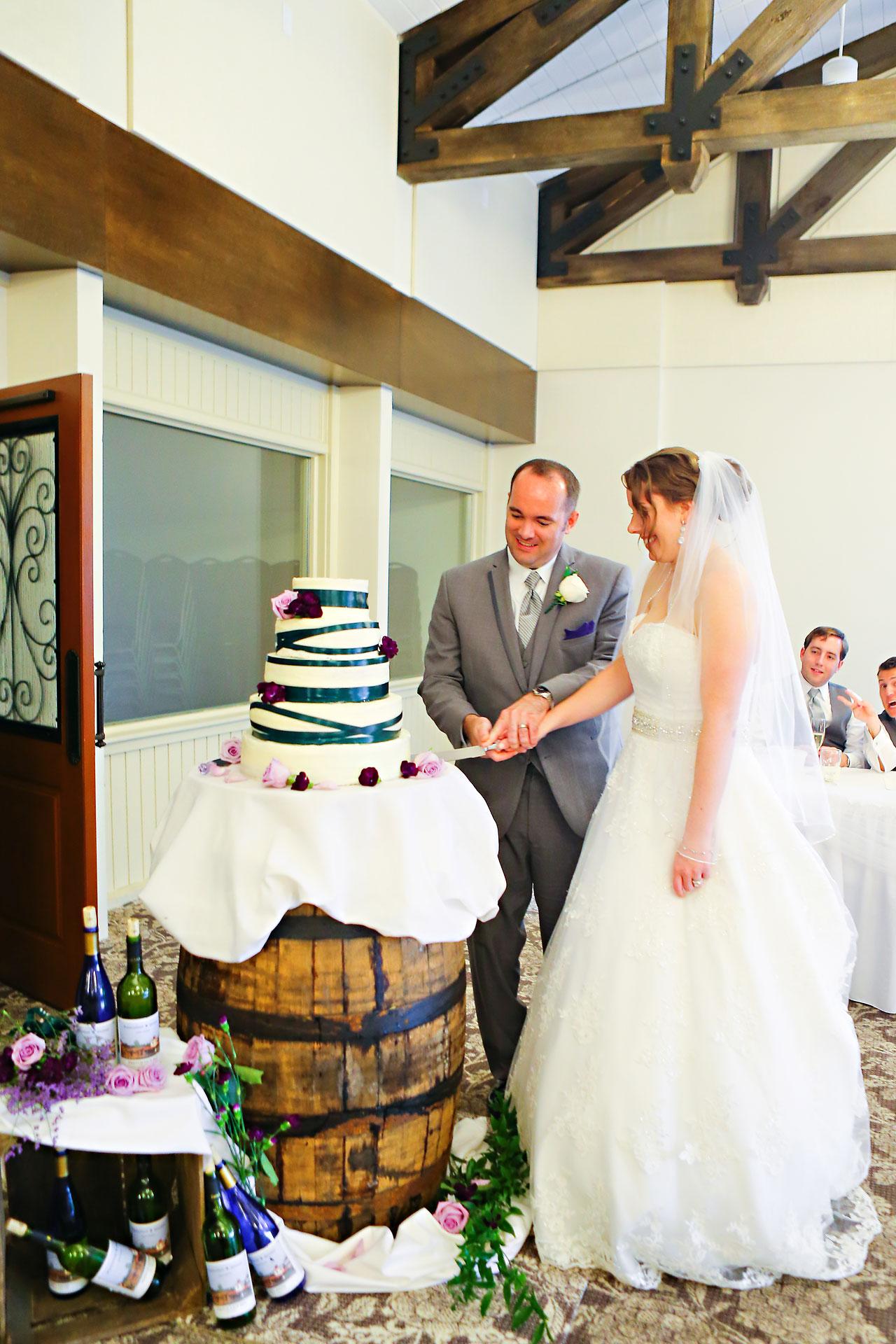 Rachel Alex Jasper Indiana Wedding 192
