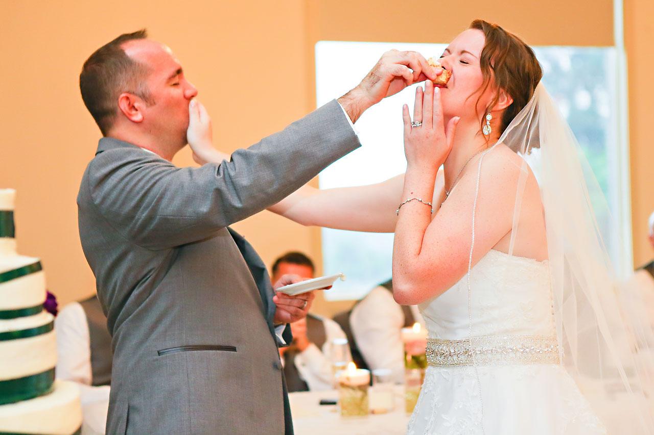 Rachel Alex Jasper Indiana Wedding 195
