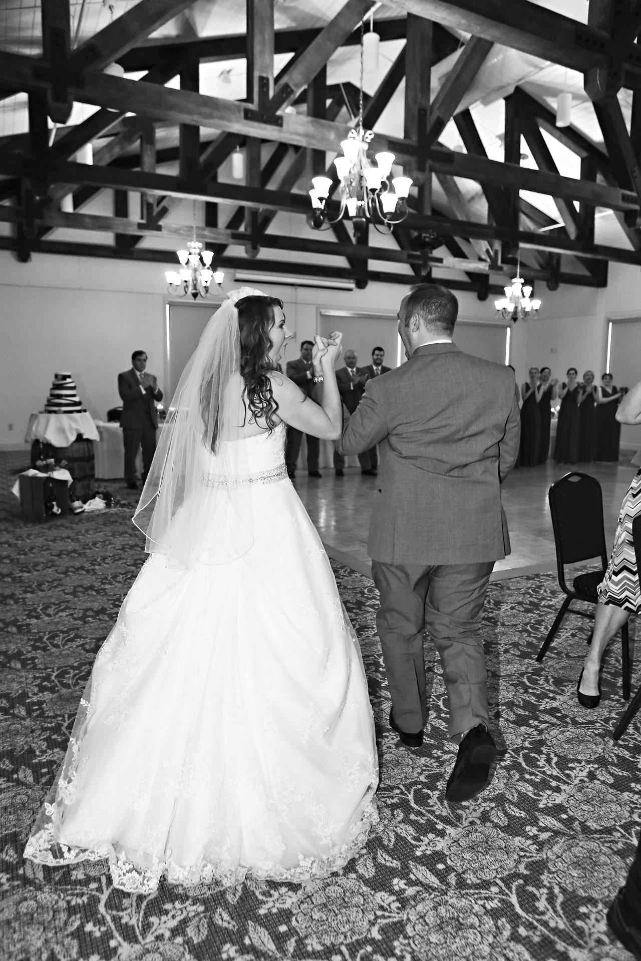 Rachel Alex Jasper Indiana Wedding 185
