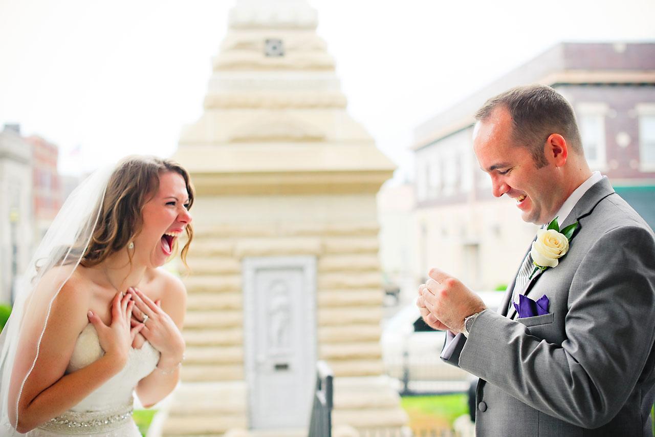 Rachel Alex Jasper Indiana Wedding 147