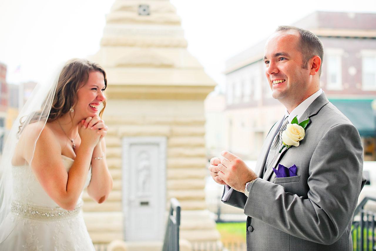 Rachel Alex Jasper Indiana Wedding 148