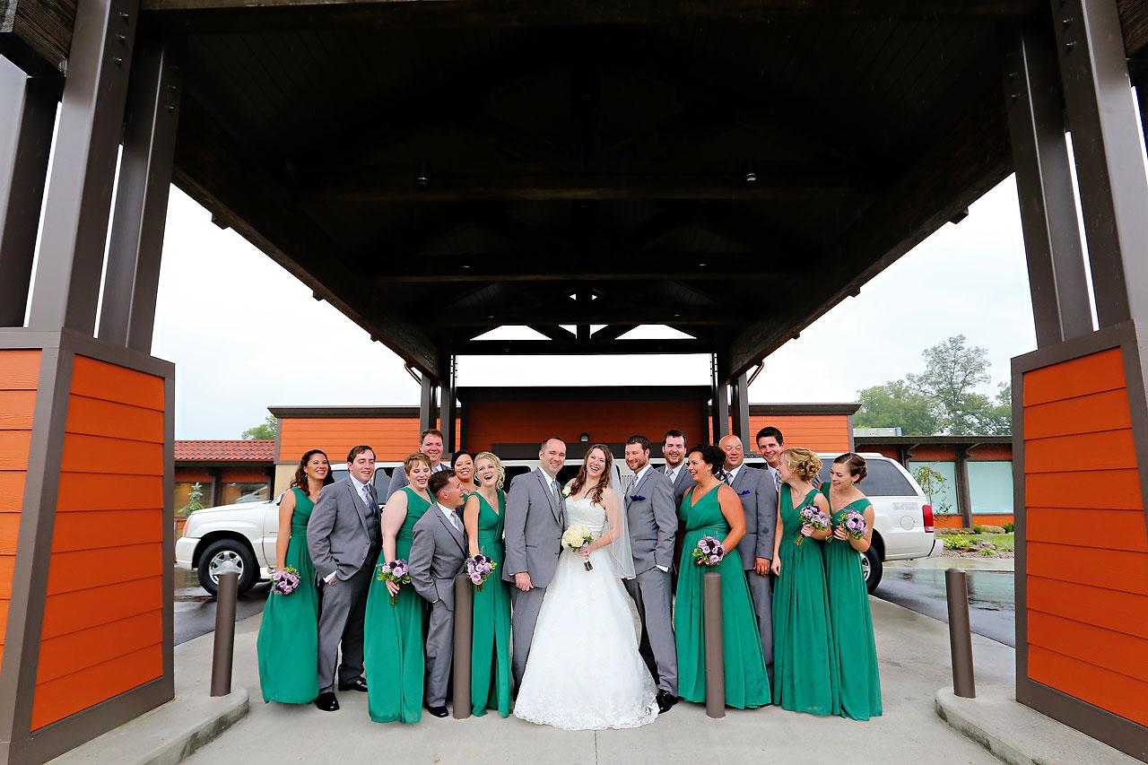 Rachel Alex Jasper Indiana Wedding 149