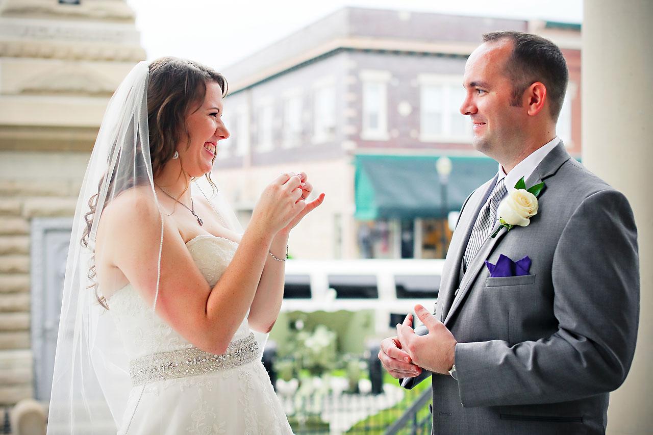 Rachel Alex Jasper Indiana Wedding 145