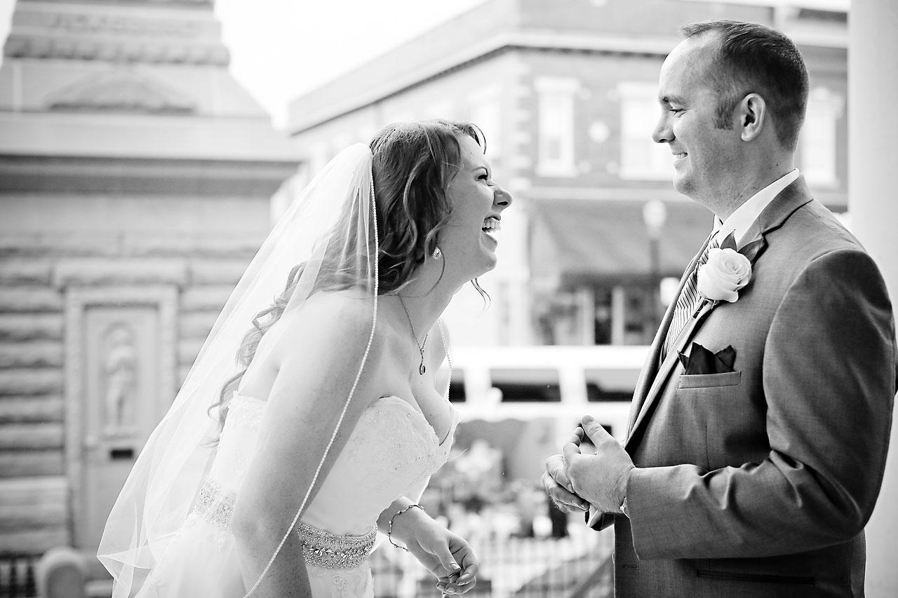 Rachel Alex Jasper Indiana Wedding 146