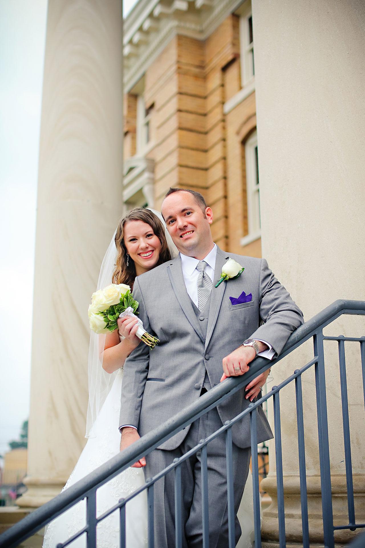 Rachel Alex Jasper Indiana Wedding 140