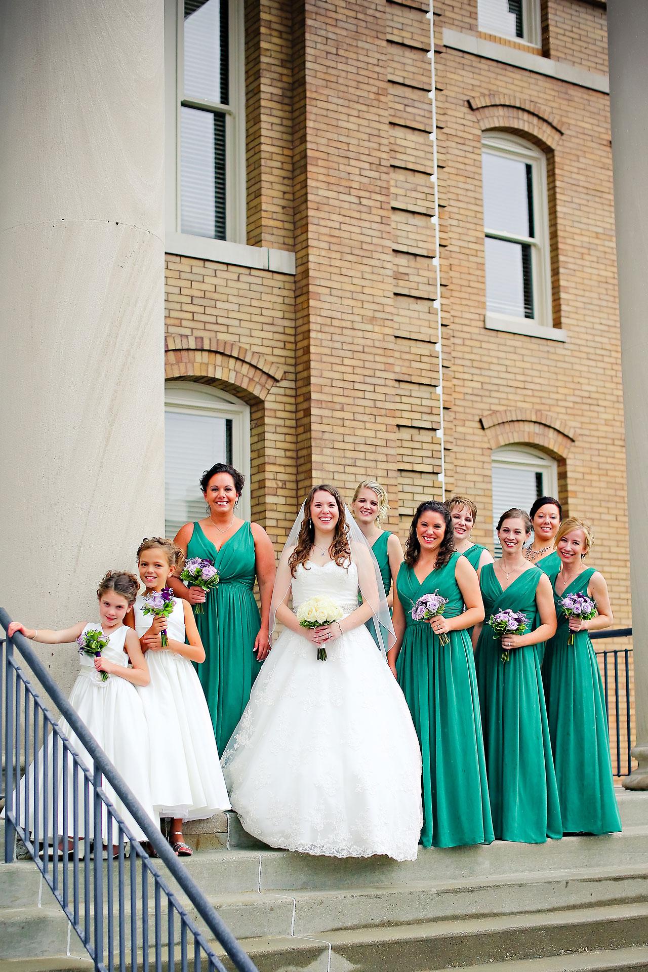 Rachel Alex Jasper Indiana Wedding 138