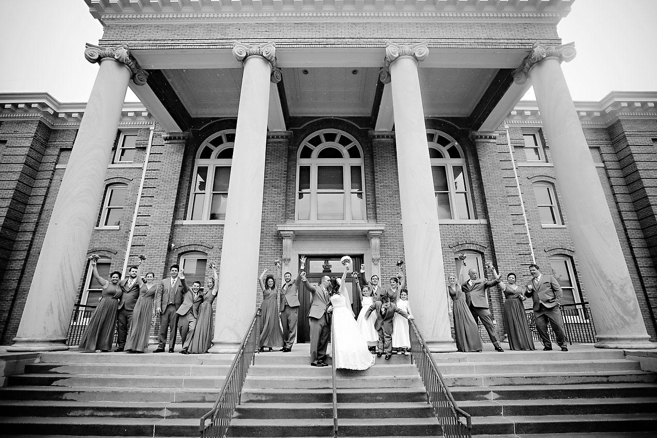 Rachel Alex Jasper Indiana Wedding 136