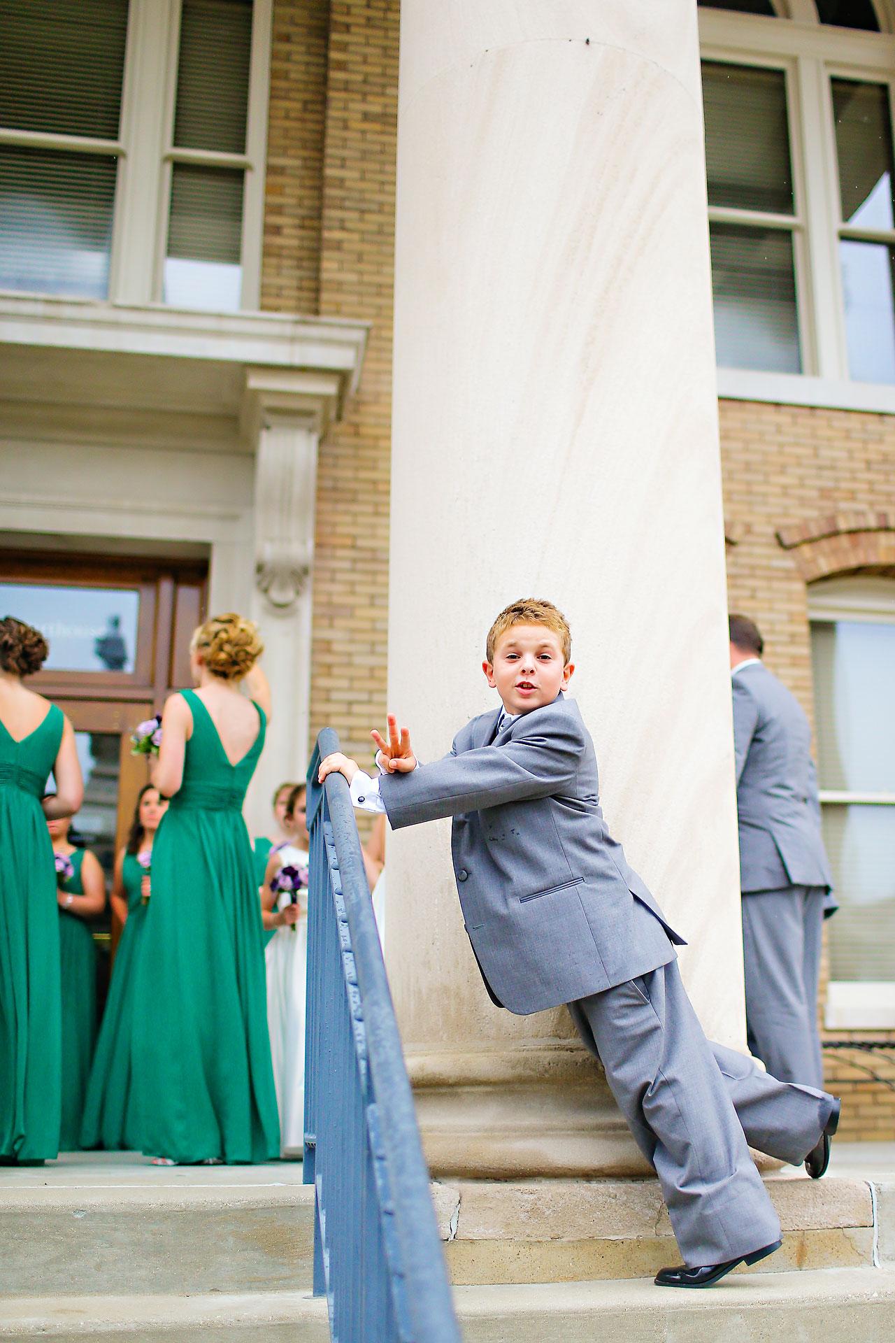 Rachel Alex Jasper Indiana Wedding 134