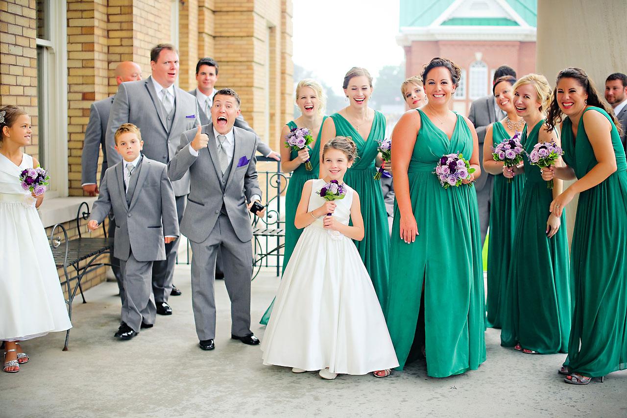 Rachel Alex Jasper Indiana Wedding 128