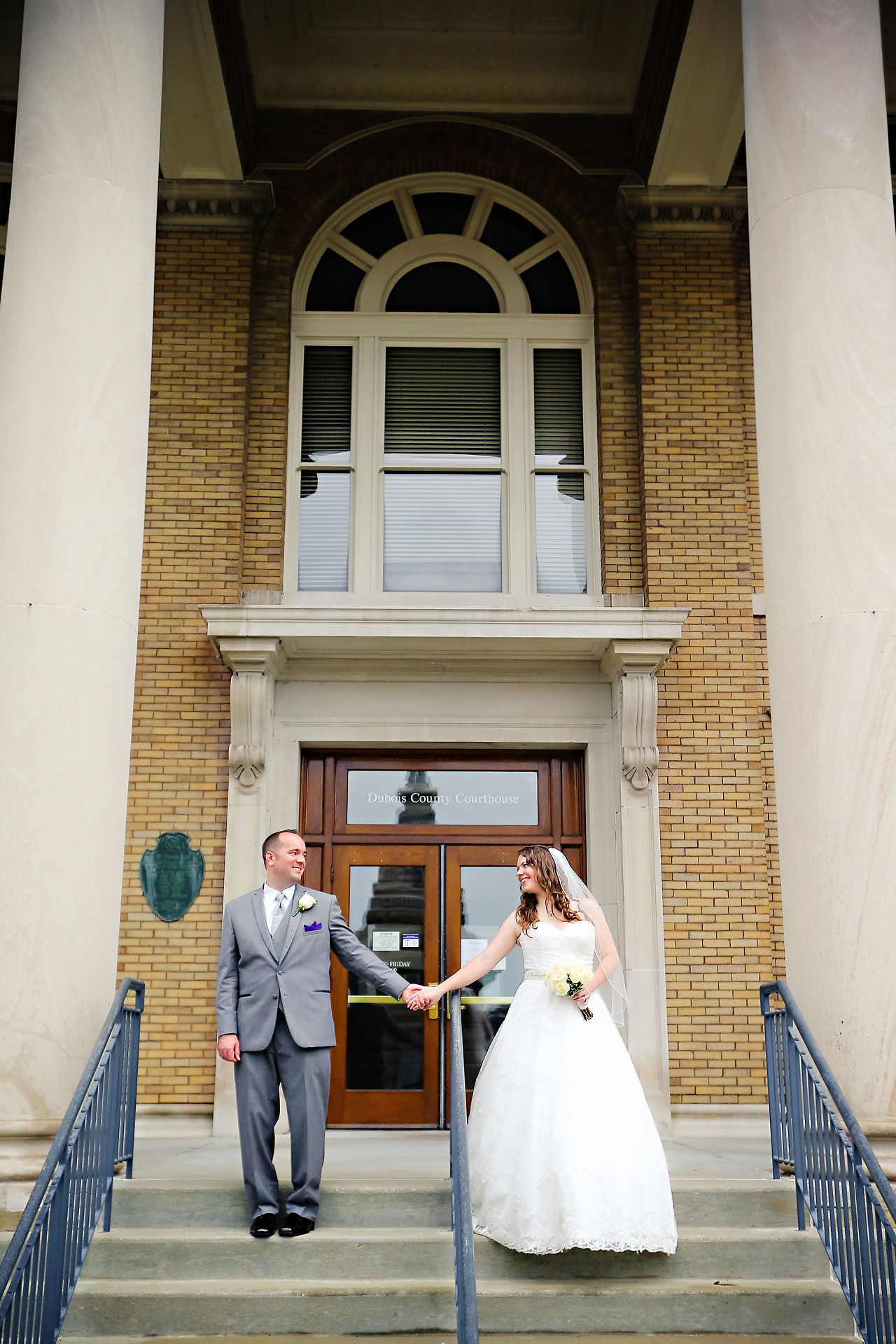 Rachel Alex Jasper Indiana Wedding 121