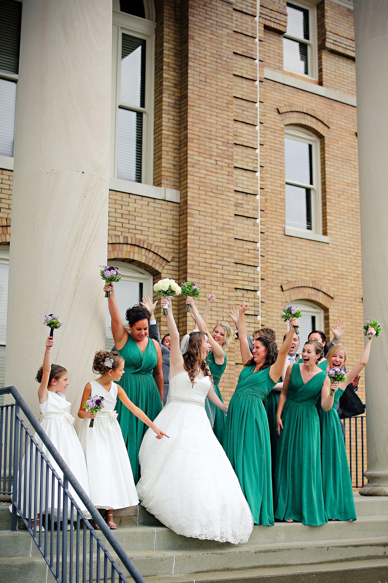 Rachel Alex Jasper Indiana Wedding 123