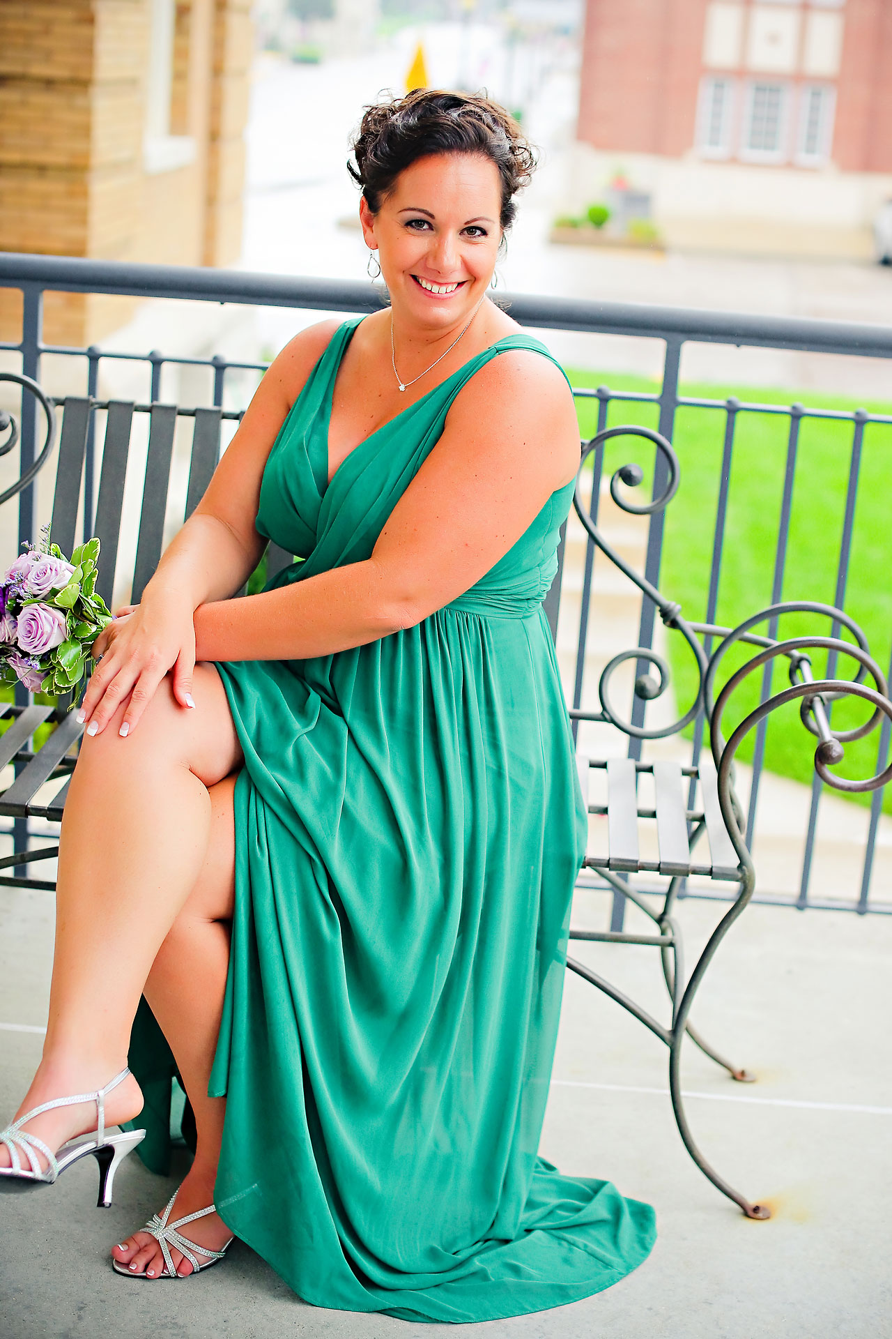 Rachel Alex Jasper Indiana Wedding 119
