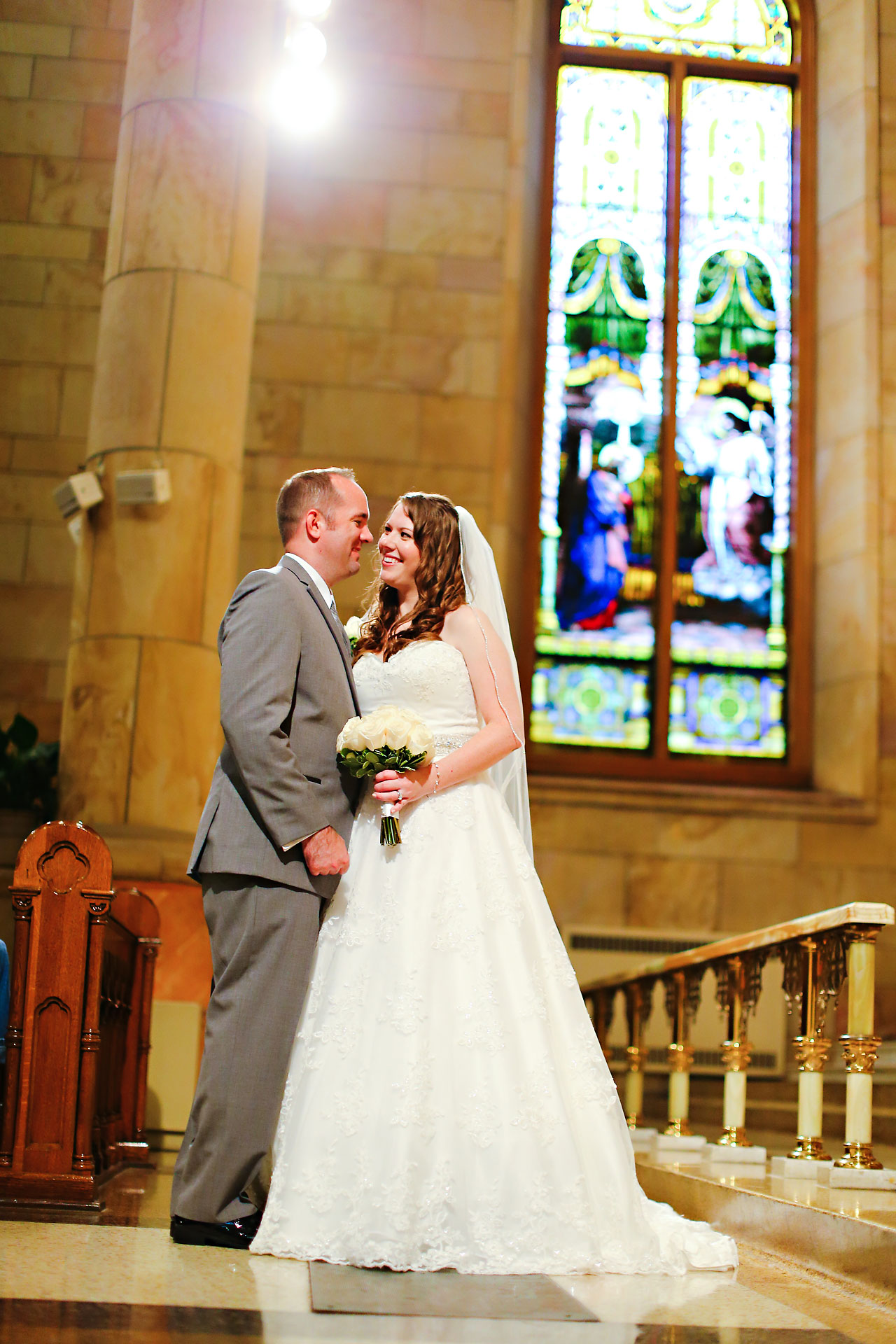 Rachel Alex Jasper Indiana Wedding 096
