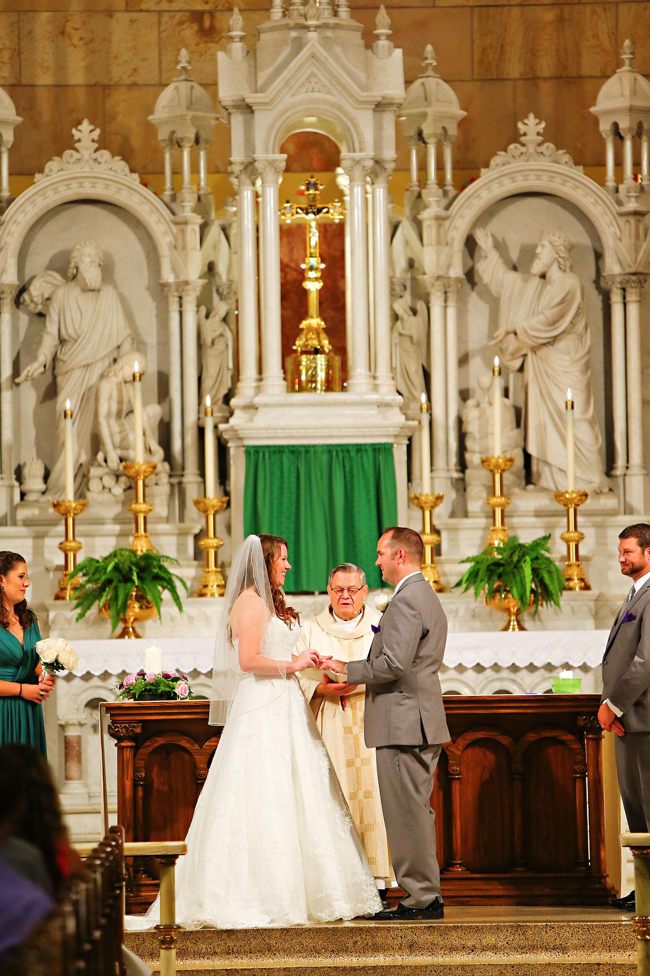 Rachel Alex Jasper Indiana Wedding 092