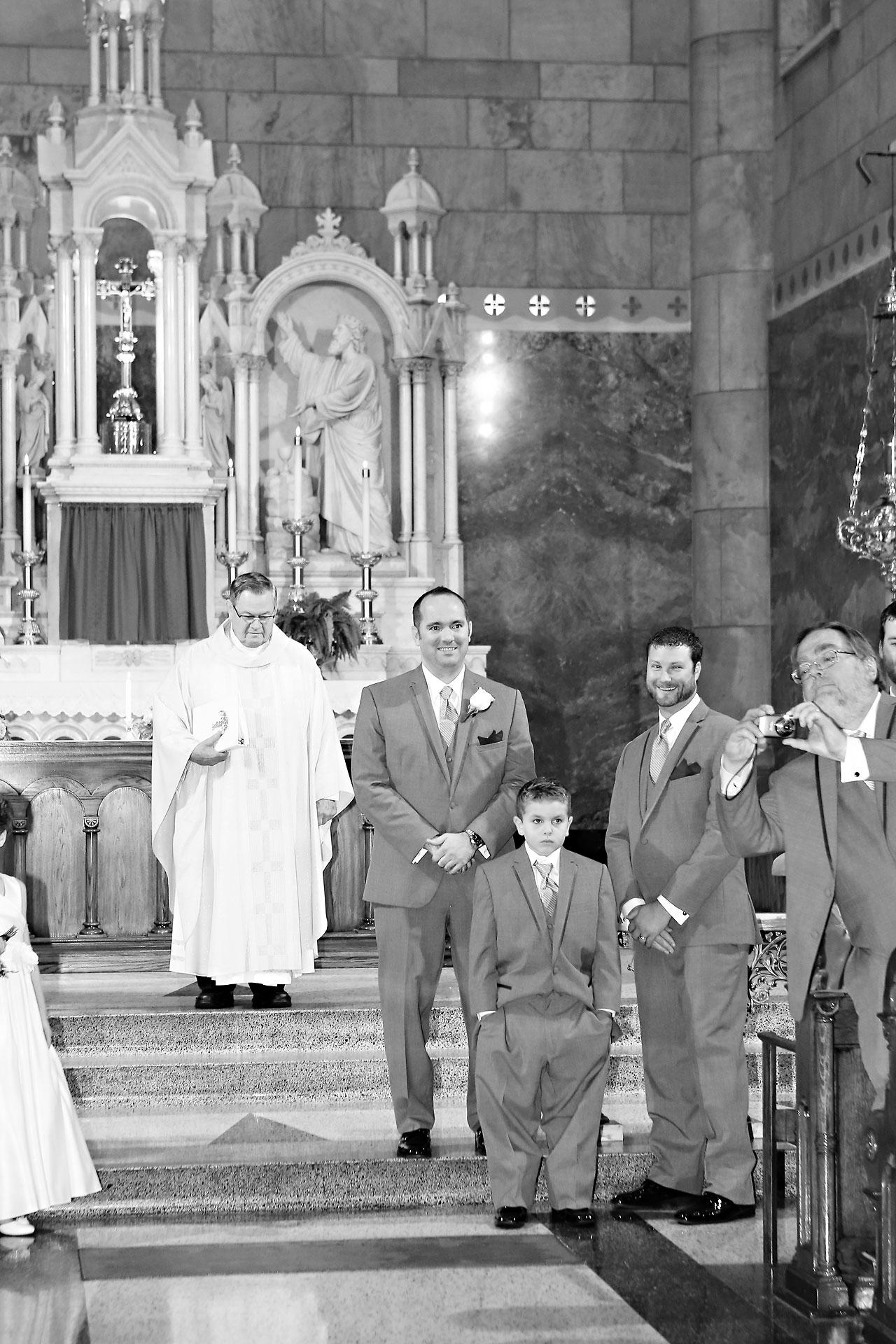 Rachel Alex Jasper Indiana Wedding 087