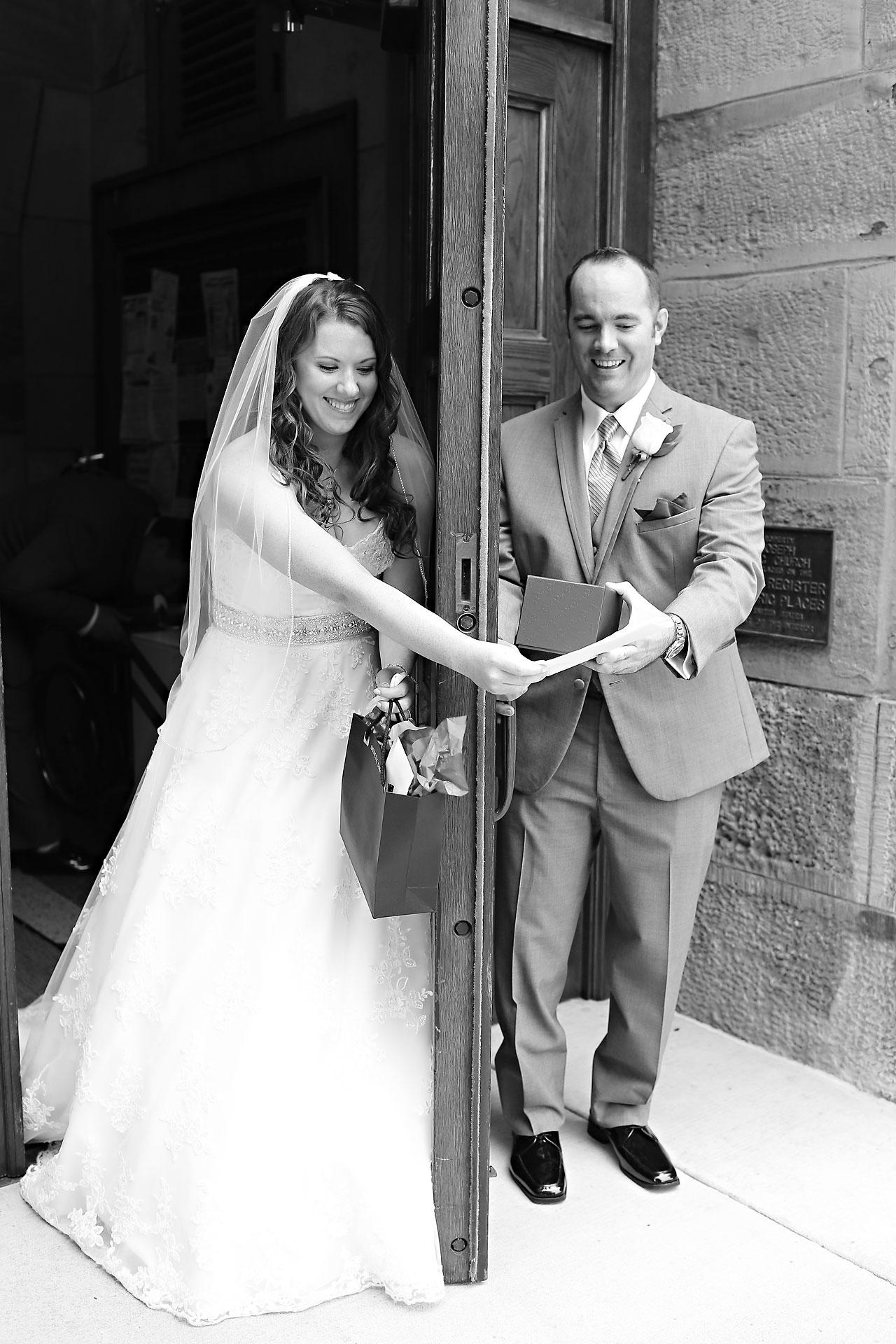 Rachel Alex Jasper Indiana Wedding 073