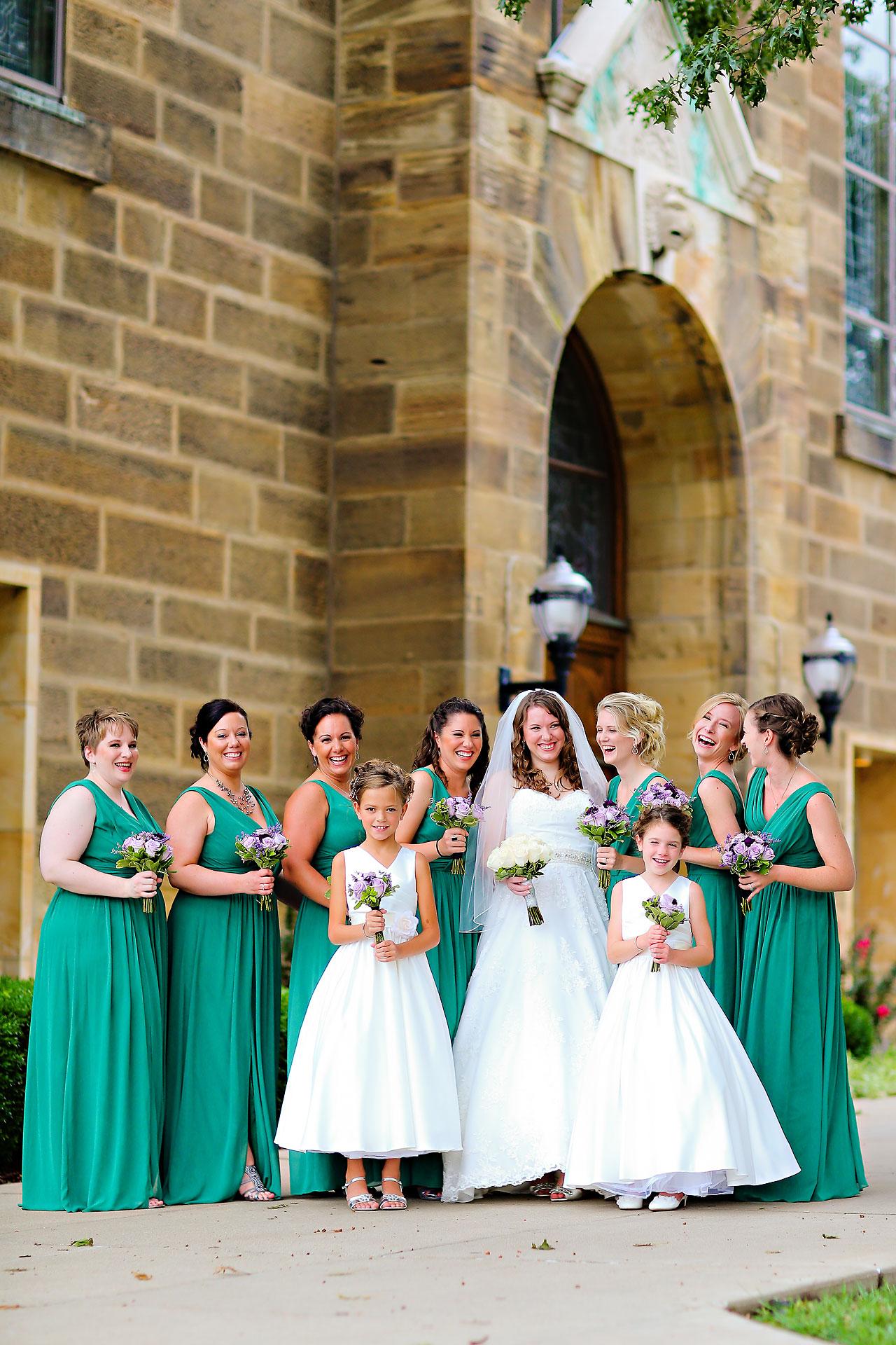 Rachel Alex Jasper Indiana Wedding 039
