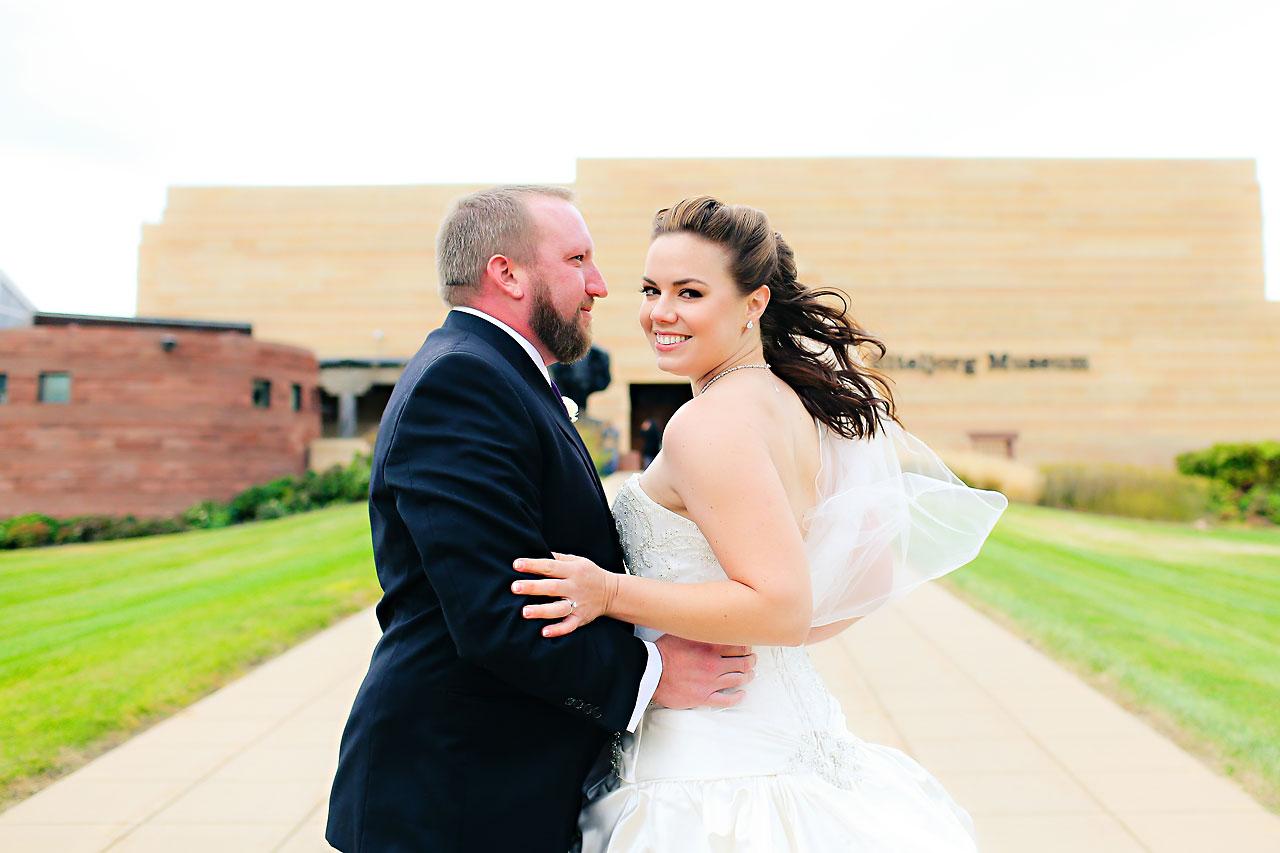 Dana Bill Eiteljorg Wedding