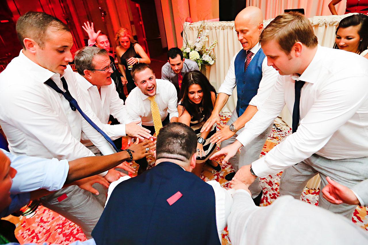 David Danielle Conrad Indianapolis Wedding 308