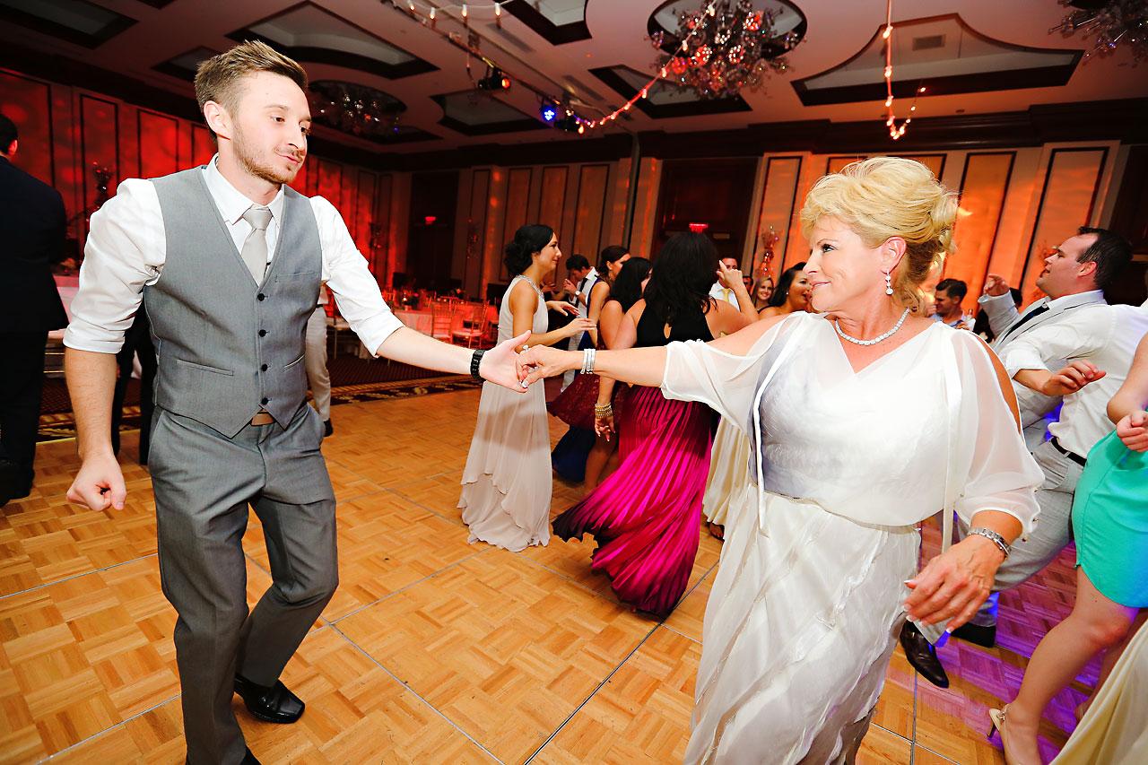 David Danielle Conrad Indianapolis Wedding 305