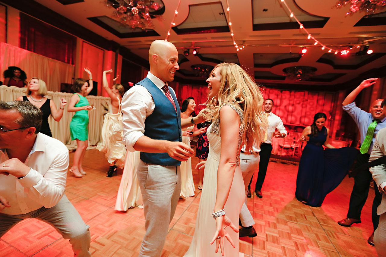 David Danielle Conrad Indianapolis Wedding 299