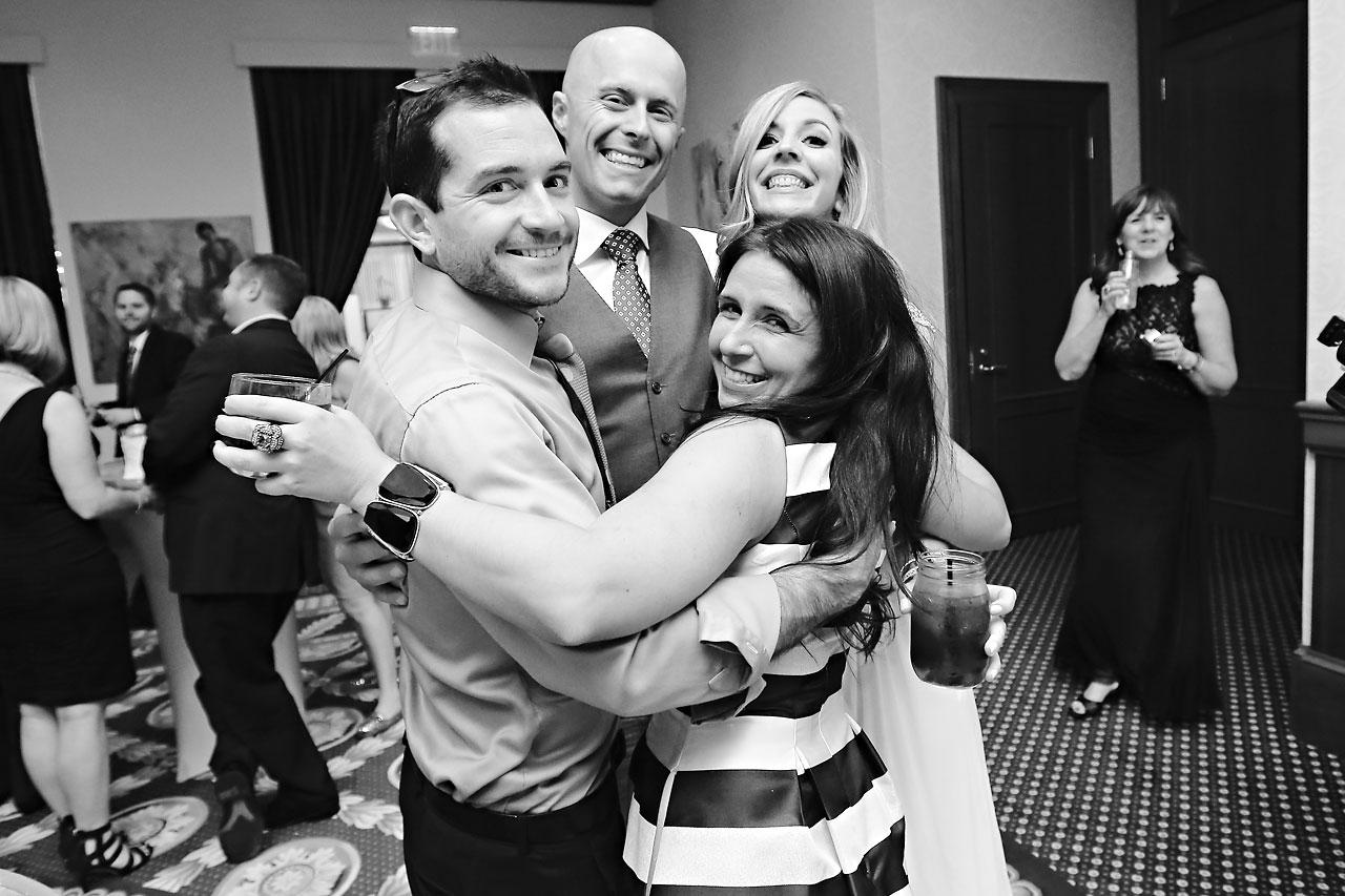 David Danielle Conrad Indianapolis Wedding 290