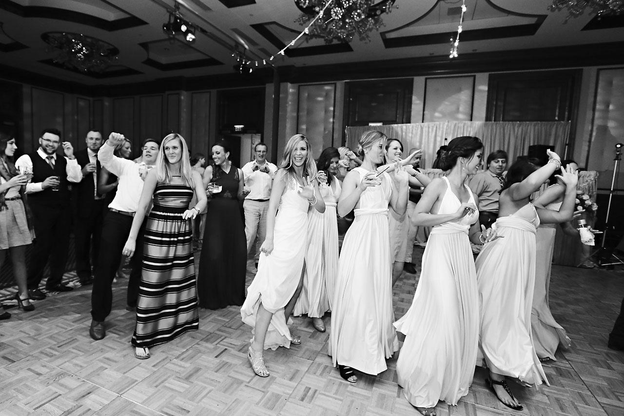 David Danielle Conrad Indianapolis Wedding 291