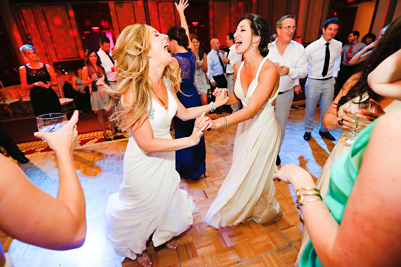 David Danielle Conrad Indianapolis Wedding 283