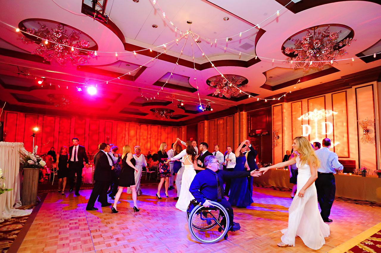 David Danielle Conrad Indianapolis Wedding 268