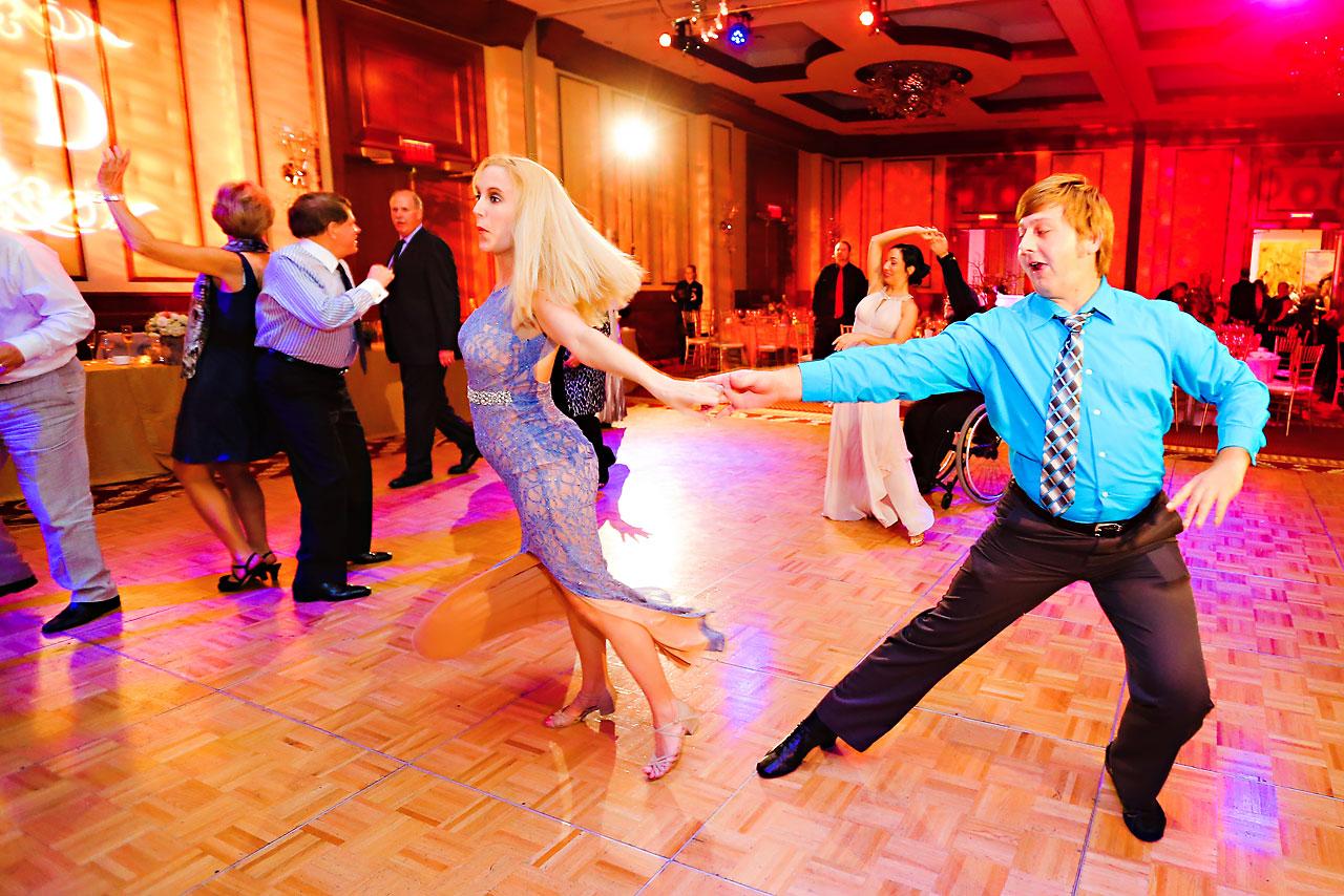 David Danielle Conrad Indianapolis Wedding 266